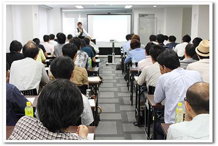 講師後藤孝規のナンパのセミナー写真